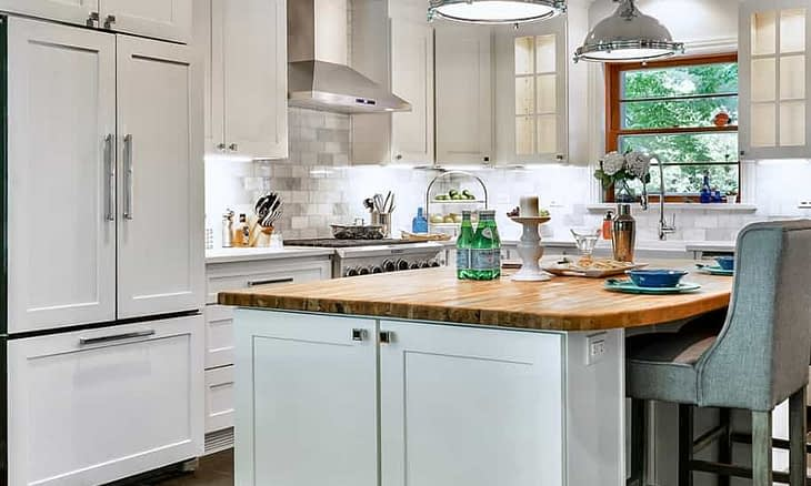 3 Tips for a budget friendly kitchen remodel.