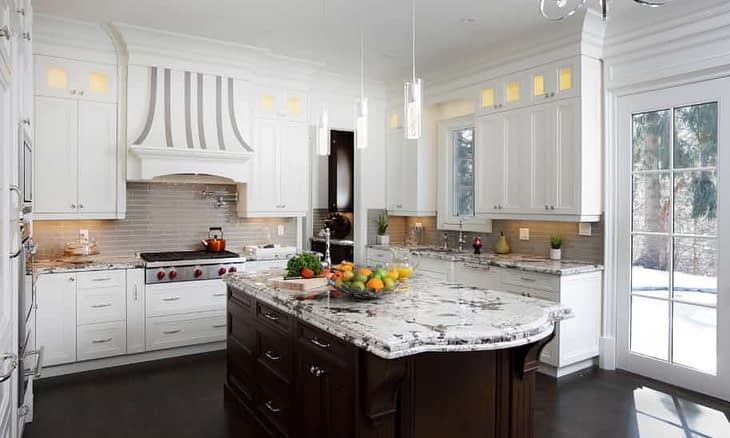You have many options for kitchen countertops